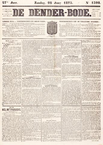 De Denderbode 1873-06-22