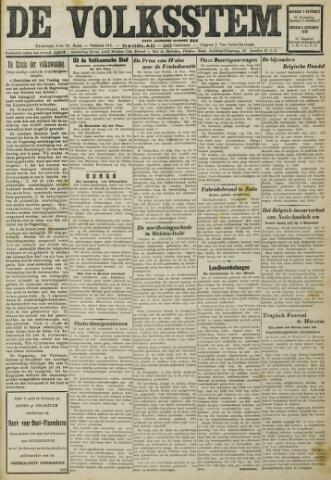 De Volksstem 1930-11-03