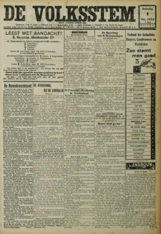 De Volksstem 1932-10-01