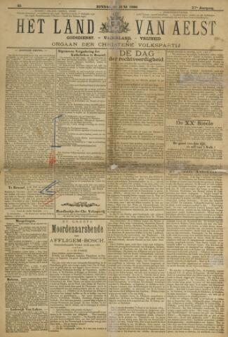 Het Land van Aelst 1896