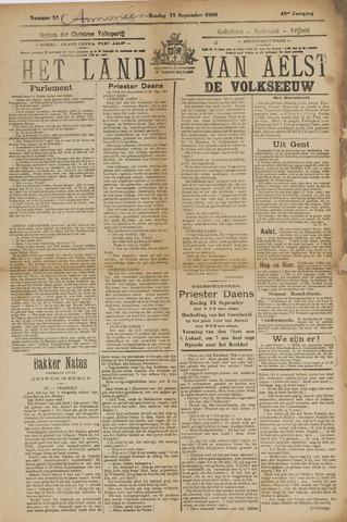 Het Land van Aelst 1908-09-13