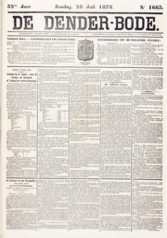 De Denderbode 1878-07-28