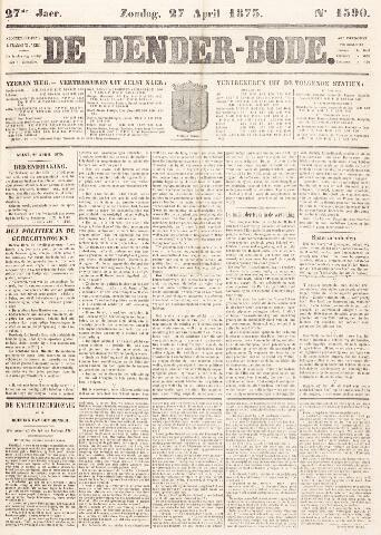 De Denderbode 1873-04-27