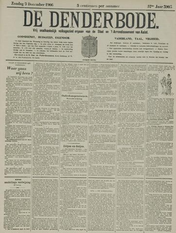 De Denderbode 1906-12-09