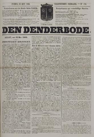 De Denderbode 1860-05-13