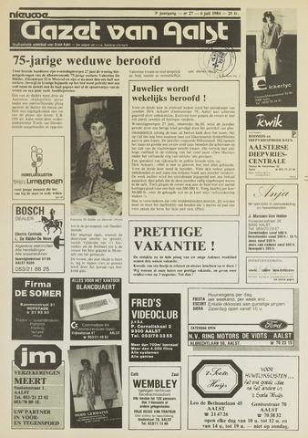 Nieuwe Gazet van Aalst 1984-07-06