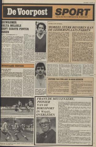 De Voorpost 1985-09-13