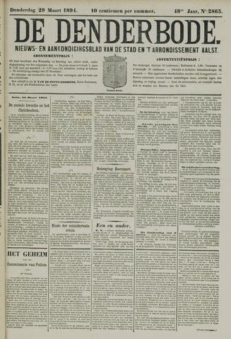 De Denderbode 1894-03-29