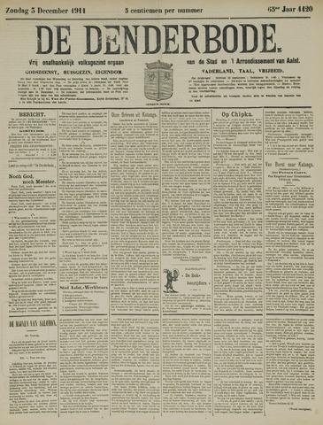 De Denderbode 1911-12-03