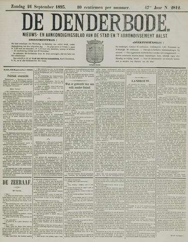 De Denderbode 1893-09-24