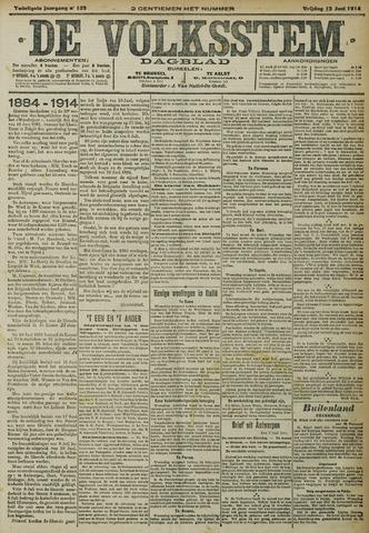 De Volksstem 1914-06-12
