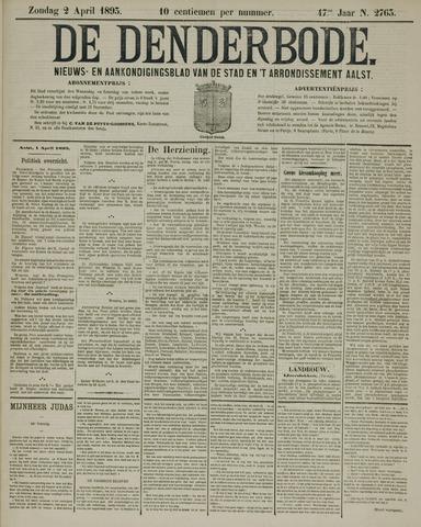 De Denderbode 1893-04-02