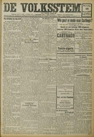 De Volksstem 1930-03-12