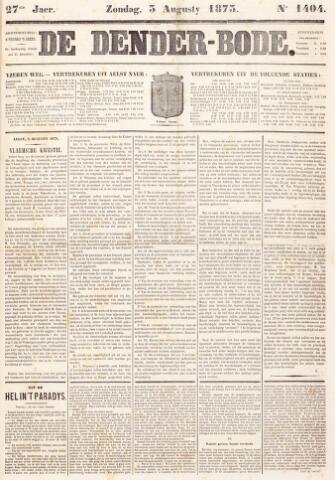 De Denderbode 1873-08-03