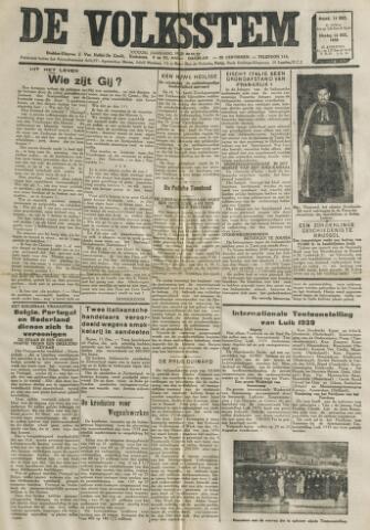 De Volksstem 1938-12-12