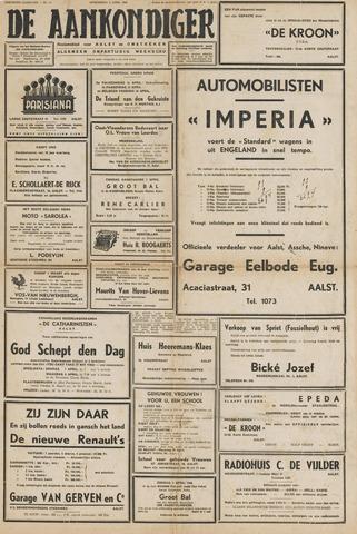 Aankondiger 1946