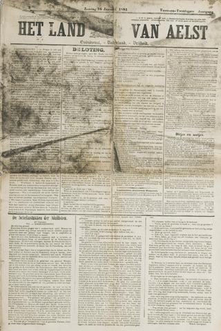 Het Land van Aelst 1881-01-16