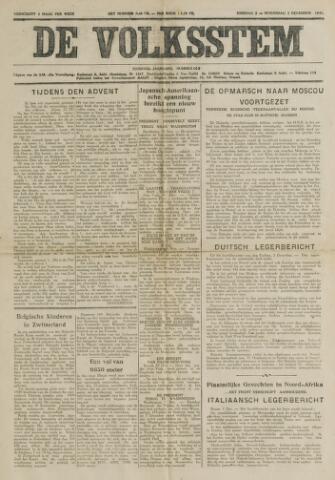 De Volksstem 1941-12-02