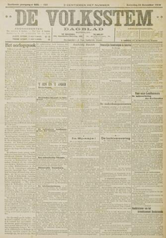 De Volksstem 1910-12-24
