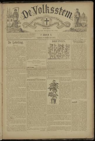 De Volksstem 1895-02-08