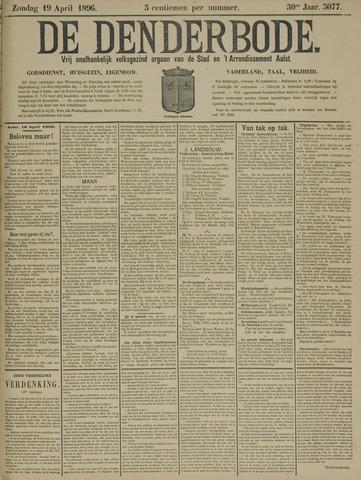 De Denderbode 1896-04-19