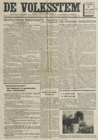 De Volksstem 1938-12-11