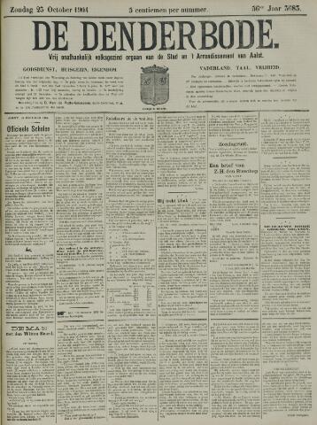 De Denderbode 1904-10-23