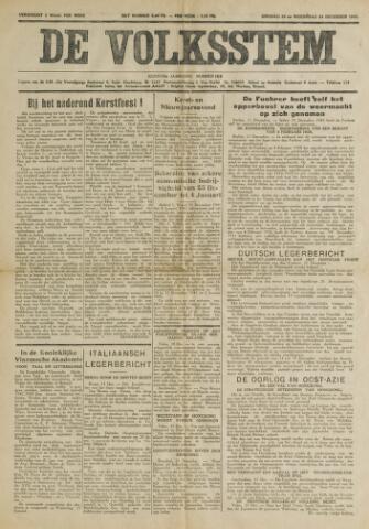 De Volksstem 1941-12-23