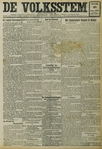 De Volksstem 1932-06-25