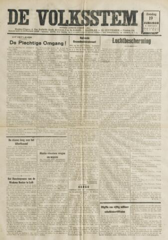 De Volksstem 1938-06-19