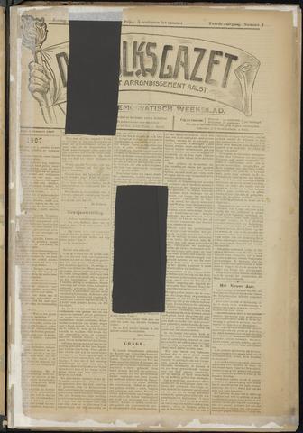 De Volksgazet 1907