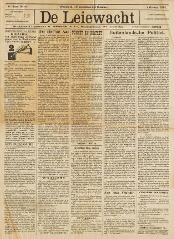 De Leiewacht 1926