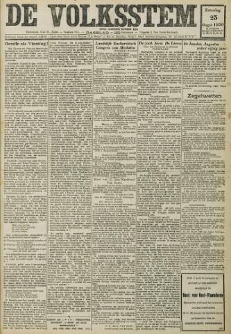 De Volksstem 1930-08-23