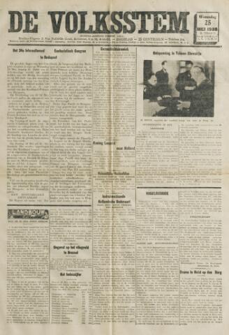 De Volksstem 1938-05-25