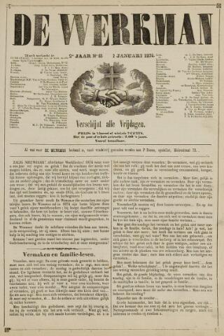 De Werkman 1874