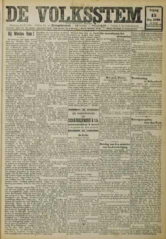 De Volksstem 1926-01-15