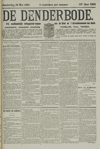 De Denderbode 1911-05-18