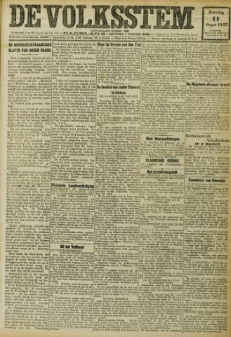 De Volksstem 1923-08-11