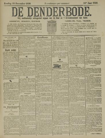 De Denderbode 1898-12-11