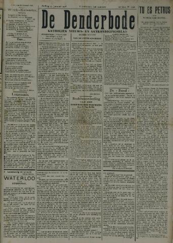 De Denderbode 1918-01-27