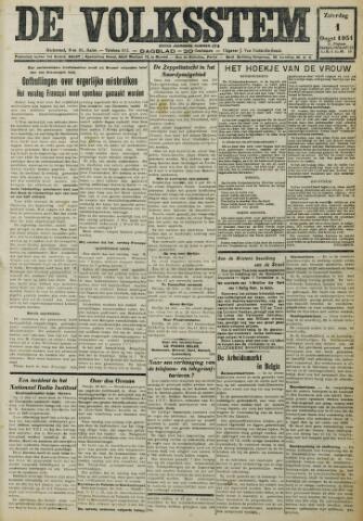 De Volksstem 1931-08-01