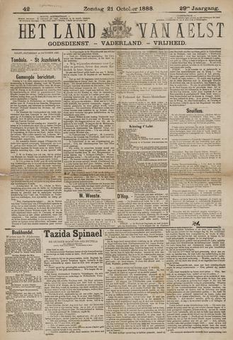 Het Land van Aelst 1888-10-21