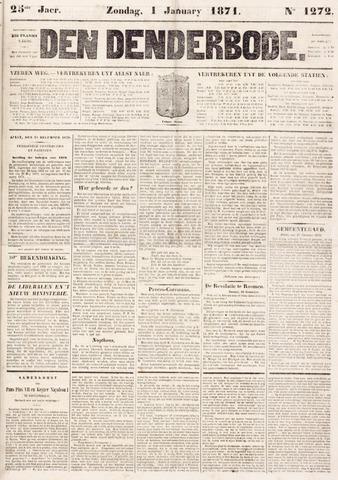 De Denderbode 1871