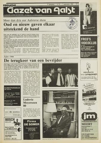 Nieuwe Gazet van Aalst 1984-09-07