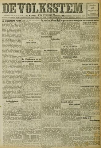 De Volksstem 1923-08-28