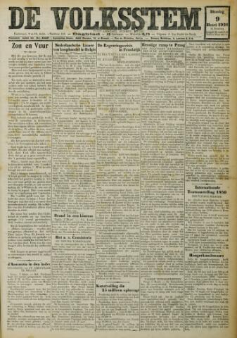 De Volksstem 1926-03-09