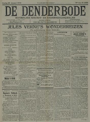 De Denderbode 1916-01-23