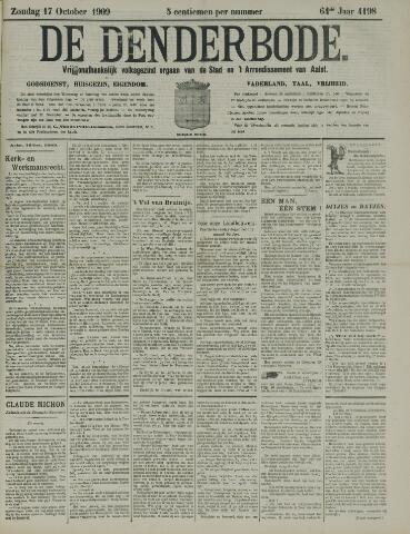 De Denderbode 1909-10-17