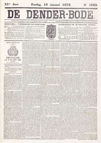 De Denderbode 1879-01-19