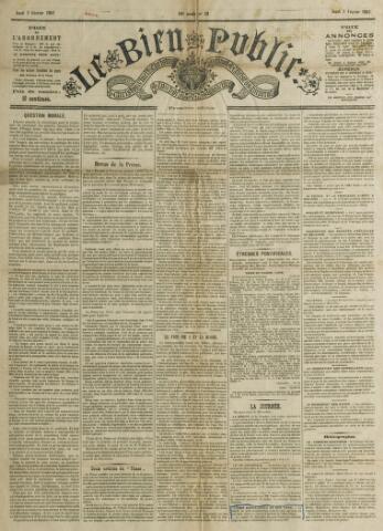 Le Bien Public 1907
